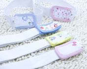 BABYBOO Baby Cloth Nappy Fasteners Nappies Fixed Belt Packing of 6