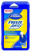 Dr. Scholl's Freeze Away Wart Remover, 7 Treatments, Box , Pack of 4