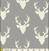 Buck Forest Mist - Knit Fabric - By the Yard