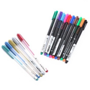 Factory Direct Craft® Adult Colouring Markers Set for Adult Colouring Books