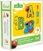 Sesame Street Font Cricut Cartridge