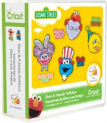 Elmo & Friends Holiday Cricut Cartridge