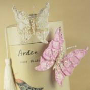 Prima Marketing 655350549480 Butterfly Kiss Sparkling Scrapbooking Embellishments