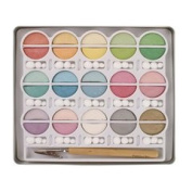 Pebbles Inc. I Kan'dee Chalk Set, Pearlescent Chalks Shimmer Shades