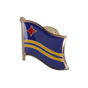 World Flag Pins - Aruba W04S70A