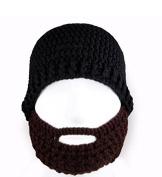 Beanie Stubble Beard Face Cover Mask