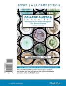 College Algebra in Context, Books a la Carte Edition