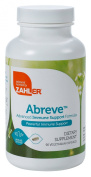Zahler Abreve, Powerful Immune System Support,Contains High Doses of Pantothenic Acid and Vitamin C, All-Natural Supplement to Boost Optimum Health and Total Wellness, Certified Kosher, 90 Capsules