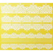 Imperial Design Silicone Lace Mat by Chef Alan Tetreault