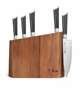 Cangshan Y2 Series 59212 6-Piece German Steel Forged Knife Block Set