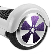 MightySkins Protective Vinyl Skin Decal for Hoverboard Balance Board Scooter Wheels mini board unicycle bluetooth wrap cover sticker Antique Purple
