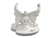 Fairy - Paint Your Own Ceramic - Unfinished Low-Fire Ceramic Bisque - Paint-a-Potamus