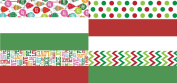 Christmas Tissue Paper Printed and Solid- 100 Sheets