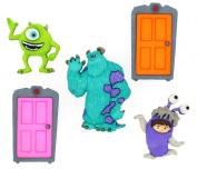 Dress It Up 7734 Disney Button Embellishments, Monsters Inc