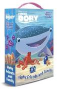 Finding Dory Friendship Box (Friendship Box) [Board book]