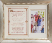 The Grandparent Gift Frame, What are Grandparents made of.