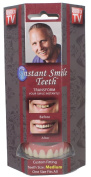 Instant Smile Deluxe Teeth MEDIUM Top Veneers Fake Cosmetic Dr Bailey's Fitting Material