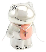 Lesser and Pavey - Little Treats Silver Plated Frog Money Box