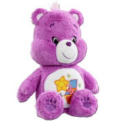 """Vivid Imaginations """"Care Bears Surprise Bear"""" Plush Toy with DVD"""