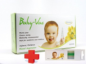 Nezpirateur - NASAL ASPIRATOR BABY-VAC + Special Brush - Full KIT