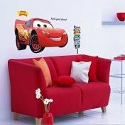 car wall sticker for the living room sofa bedroom TV background children room background wall sticker 60*90cm
