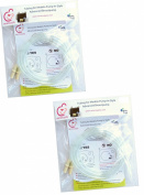 4 New tubing for Medela Pump In Style Advanced breast pump released after Jul 2006. In Retail Pack. Replace Medela tubing #8007212, 8007156 & 87212. BPA free. Made by nenesupply.