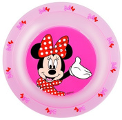 Learning Plate Disney Minnie Mouse pink Children plate