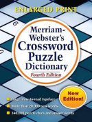 Merriam-Webster's Crossword Puzzle Dictionary [Large Print]