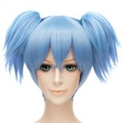 Assassination Classroom Shiota Nagisa Anime Cosplay Bangs Hair Short Full Wigs