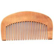 Sanwood Hair Care Wood Comb Teeth Anti-Static Head Massage