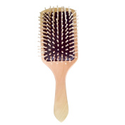 Vococal® Wooden Paddle Hair Brush Comb Head Massage Hair Keratin Care and Beauty Spa Massage Comb