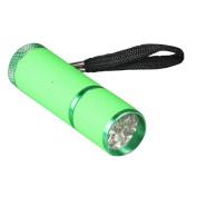 Sanwood 9 LED Portable Mini UV Gel Nail Polish Curing Dryer Lamp Beauty Tool