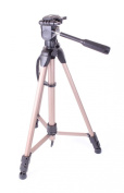 DURAGADGET High QualityLightweight And Adjustable Camcorder Tripod For Canon Vixia HF G20, G10, R300 & R30