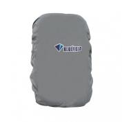 bluefield Backpack Rain Cover Bag Water Resist Proof 15-35L Grey