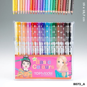 Top Model Topmodel Coloured Pencils 24 Colours