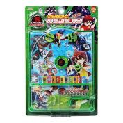 TURNING MECARD Battle Pinball Games Green board Games Korea Animation Toys