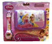 Disney Princess Watch and Wallet Set