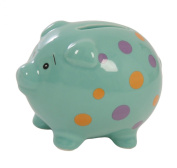 Suki Gifts Polka Dot Piggy Bank