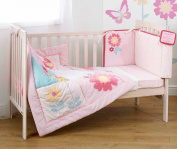 Suncrest Beyond the Meadow Girl's Cotbed Bedding Set