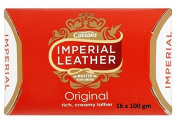 Imperial Leather Original Ivory Soap 16 x 100gm