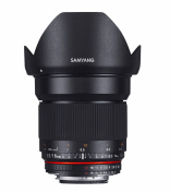 Samyang 16 mm F2.0 Lens for Pentax
