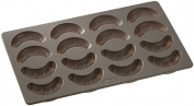 Lurch FLEXI FORM 65015 Vanilla Kipferl Croissant Mould 17 x 30 cm