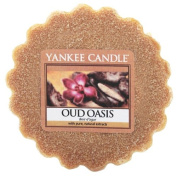 Yankee Candle Candle Wax Melts, Brown. Fragrance - oud oasis