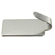 TOOGOO(R)6Pcs Stainless Steel Self Adhesive Stick Wall Hook Hanger Holder