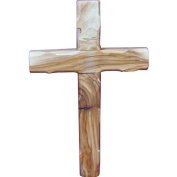 Wall Hanging Olivewood Cross 25cm Wall Cross Christian Holy Gift