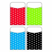 Trend Enterprises Inc. T-77903 Polka Dots Terrific Pockets Variety