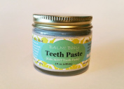 BALM! Baby * Teeth Paste * All Natural Fluoride Free Kids Toothpaste with Xylitol in Glass Jar