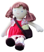 Bonikka Les Girls Rag Doll - Megan