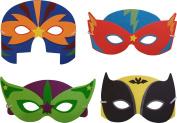 Soft Foam Superhero Mask