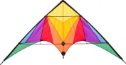 HQ Ready to Fly Trigger Rainbow Kite - Multicoloured